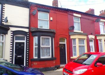 Thumbnail 2 bed terraced house for sale in Parton Street, Liverpool, Merseyside, England