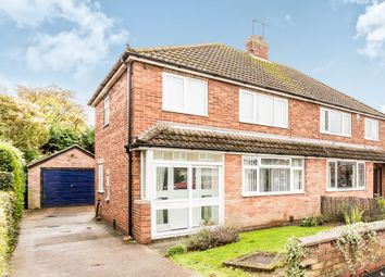 Thumbnail 3 bed semi-detached house for sale in Whitestone Road, Scunthorpe