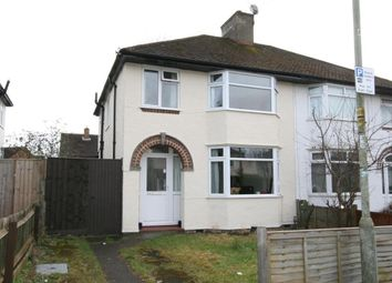 Thumbnail 3 bedroom semi-detached house to rent in Mark Road, Headington, Oxford