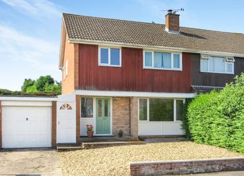 Thumbnail 3 bed semi-detached house for sale in Perrystone Lane, Hereford