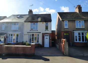 Thumbnail 3 bed semi-detached house for sale in Herne Street, Sutton-In-Ashfield, Nottinghamshire