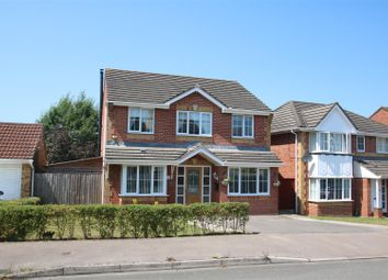 Thumbnail 4 bed detached house for sale in Tiberius Avenue, Lydney