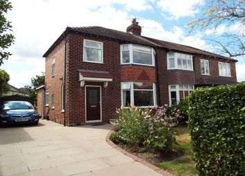 Thumbnail 3 bed property to rent in Poplar Avenue, Wilmslow