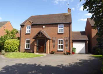 Thumbnail 4 bed detached house to rent in Cicero Approach, Heathcote, Warwick