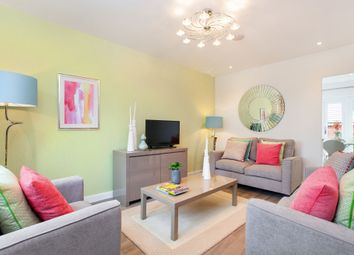 "Thumbnail 2 bedroom end terrace house for sale in ""The Hindhead"" at Witney Road, Kingston Bagpuize, Abingdon"