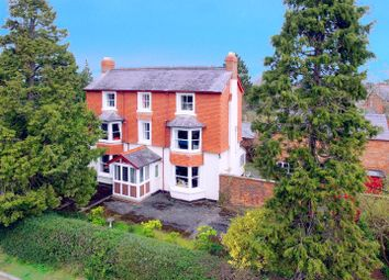 Thumbnail 5 bed detached house for sale in Burgs Lane, Bayston Hill, Shrewsbury