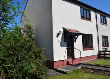 Thumbnail 2 bed semi-detached house for sale in St Teresa's Crescent, Dumfries