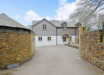 Feock, Truro TR3. 4 bed detached house for sale