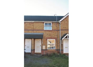 Thumbnail 2 bed mews house for sale in Bluebell Close, Scunthorpe