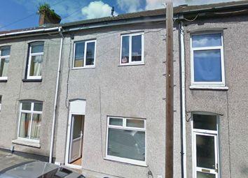 Thumbnail 2 bed terraced house to rent in Egypt Street, Treforest, Pontypridd
