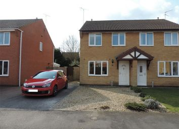 Thumbnail 3 bed semi-detached house to rent in Wetherby Close, Bourne, Lincolnshire
