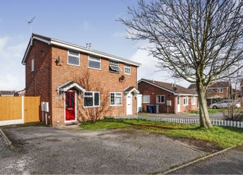2 bed semi-detached house for sale in Britannia Drive, Stretton, Burton-On-Trent DE13