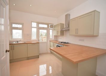Thumbnail 4 bedroom semi-detached house to rent in Mount Ephraim Lane, London