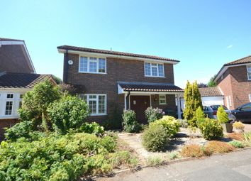 Thumbnail 4 bed detached house to rent in Darnley Park, Weybridge