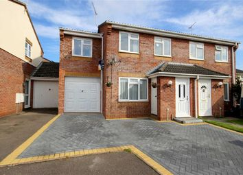 Thumbnail 4 bed semi-detached house to rent in Elm Close, Lyneham, Wiltshire