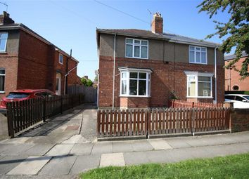 Thumbnail 3 bed semi-detached house for sale in Bowen Road, Darlington, County Durham