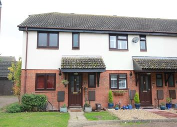 Thumbnail 2 bedroom end terrace house for sale in The Hawthorns, Henlow