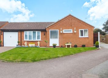 Thumbnail 2 bedroom detached bungalow for sale in Holly Farm Court, Newthorpe, Nottingham