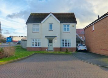 Thumbnail 4 bed detached house to rent in Lucas Rise, Churchbridge, Cannock