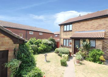 Thumbnail 3 bed semi-detached house for sale in Channel Close, Folkestone
