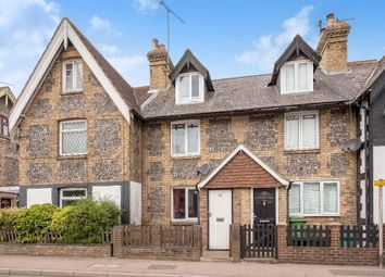 Thumbnail 3 bed terraced house for sale in High Street, Green Street Green, Orpington, Kent