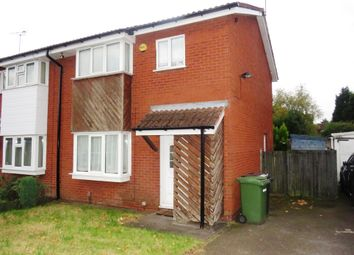 Thumbnail 3 bedroom semi-detached house for sale in Penshaw Close, Pendeford, Wolverhampton
