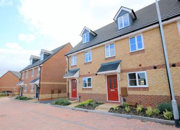 Thumbnail 3 bed town house for sale in Salt Bank, Marston Drive, Stafford