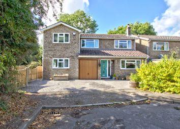 Thumbnail 5 bed detached house for sale in Hawthorn Avenue, Hauxton, Cambridge