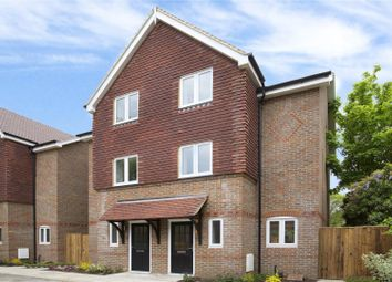 Thumbnail 4 bed semi-detached house for sale in Brooklands Gardens, More Lane, Esher, Surrey