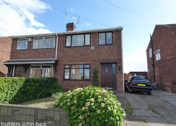 Thumbnail 3 bed semi-detached house for sale in North Street, Crewe