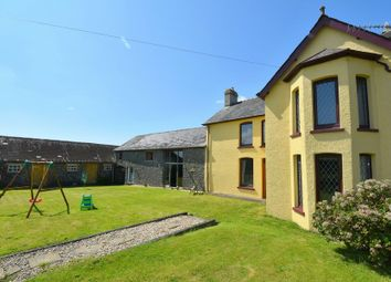 Thumbnail 8 bed farmhouse for sale in Manordeilo, Llandeilo