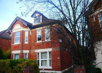 Thumbnail 1 bedroom flat for sale in Hamilton Road, Boscombe, Dorset