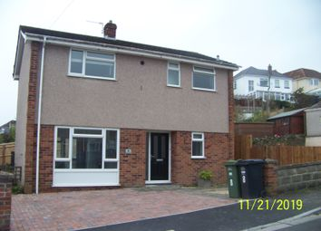 Thumbnail 3 bed detached house to rent in Fairfield Close, Milton, Weston Super Mare