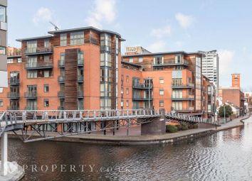Thumbnail 1 bed flat to rent in Waterfront Walk, Birmingham