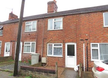 Thumbnail 2 bed terraced house for sale in Newtown, Spilsby
