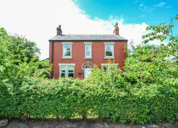 Thumbnail 3 bed detached house for sale in Victorian Detached - Station Road, Little Hoole, Preston