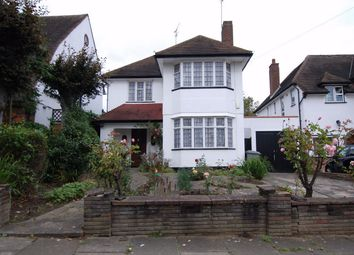 Thumbnail 4 bedroom detached house to rent in Pebworth Road, Harrow-On-The-Hill, Harrow
