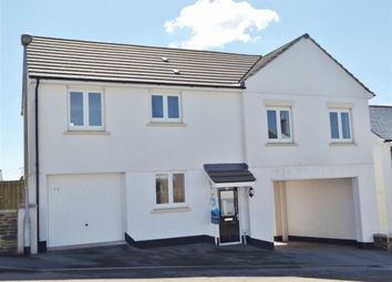Thumbnail 3 bed detached house to rent in Greenwix Parc, St Mabyn, Cornwall