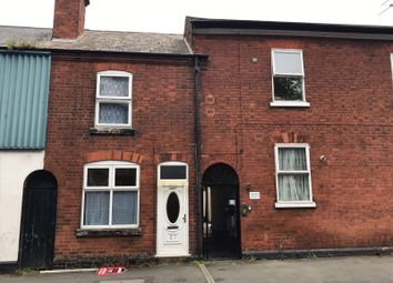 Thumbnail 2 bed terraced house to rent in Sandwell Street, Walsall, West Midlands
