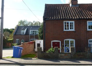 Thumbnail 2 bed cottage to rent in Southwold Road, Wrentham, Beccles