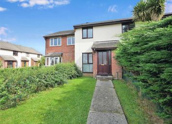 Thumbnail 2 bed terraced house for sale in Berkeley Close, Stratton, Bude, Cornwall