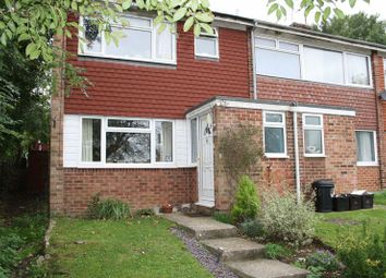 Thumbnail 3 bedroom end terrace house for sale in Hanwood Close, Woodley, Reading