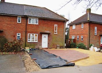 Thumbnail 3 bed property to rent in Longlands Road, Welwyn Garden City