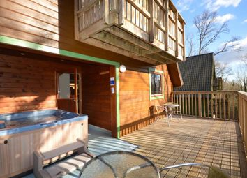 Thumbnail 2 bedroom detached house for sale in Finlake Holiday Park, Chudleigh, Devon
