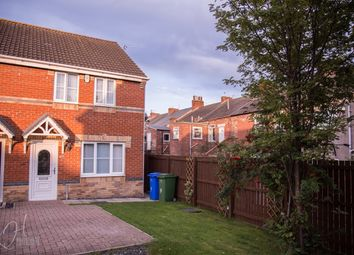 Thumbnail 3 bed semi-detached house for sale in Carrside Mews, Blyth