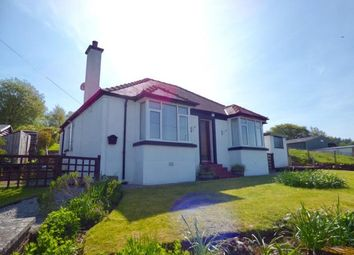 Thumbnail 2 bed detached bungalow for sale in Gracefield Park, Thornhill, Dumfries And Galloway