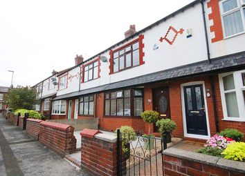 Thumbnail 2 bed terraced house to rent in Morley Street, Warrington