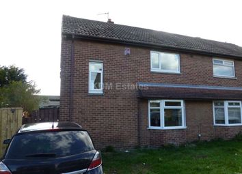 Thumbnail 3 bed semi-detached house to rent in Lakeland Drive, Peterlee