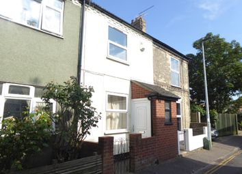 Thumbnail 3 bed terraced house to rent in Drudge Road, Gorleston, Great Yarmouth