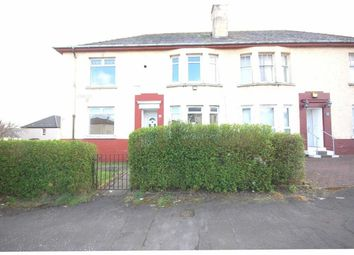 Thumbnail 2 bed flat for sale in Cloberhill Road, Knightswood, Glasgow
